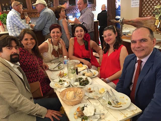 Spiral Personal disfrutando de la Feria del Caballo de Jerez 2016