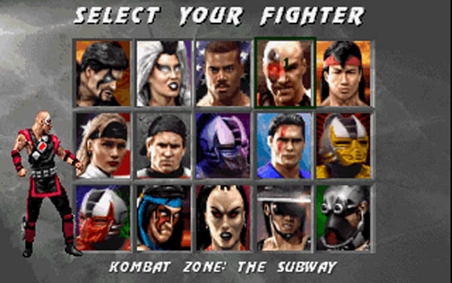 Download Mortal Kombat 3 PC Gameplay