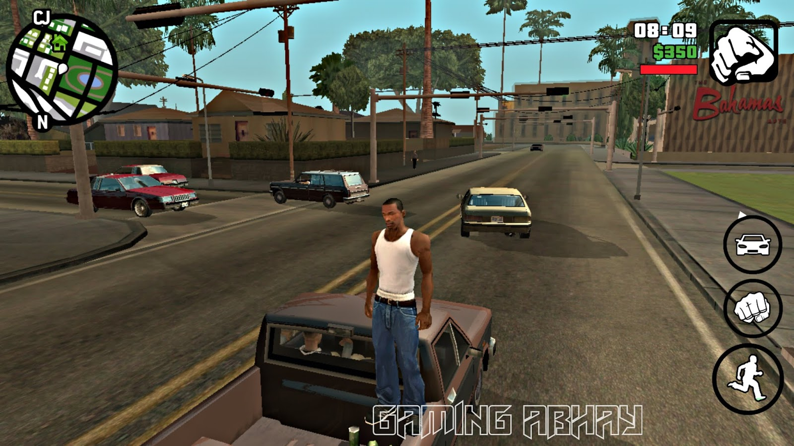 GTA SA LITE APK + DATA HIGHLY COMPRESSED (140MB) - All Is Here