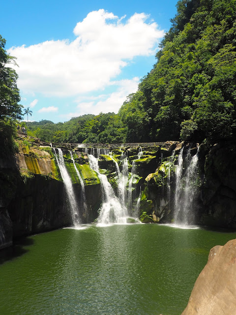 Shifen Waterfall, Taiwan