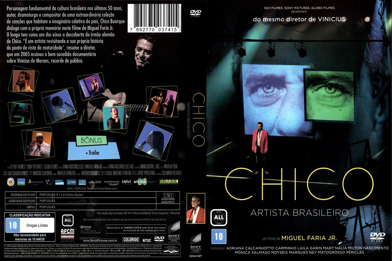Chico Artista Brasileiro DVDRip XviD Nacional Chico 2BArtista 2BBrasileiro 2B  2BXANDAODOWNLOAD