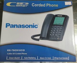 KX-TSC910CID PANASONIC