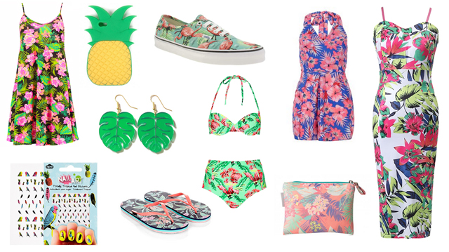 Tropical wishlist