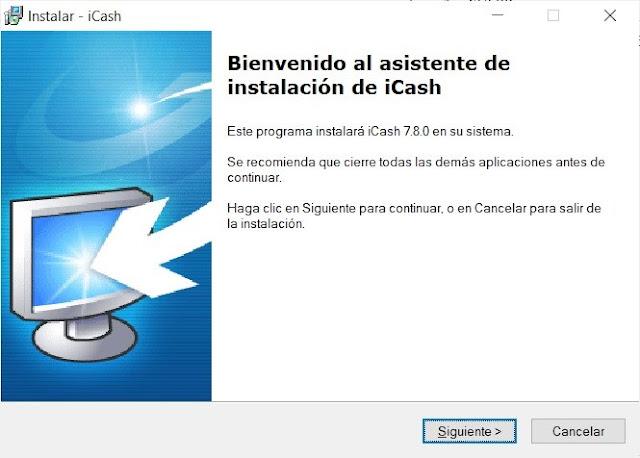 Maxprog iCash Full