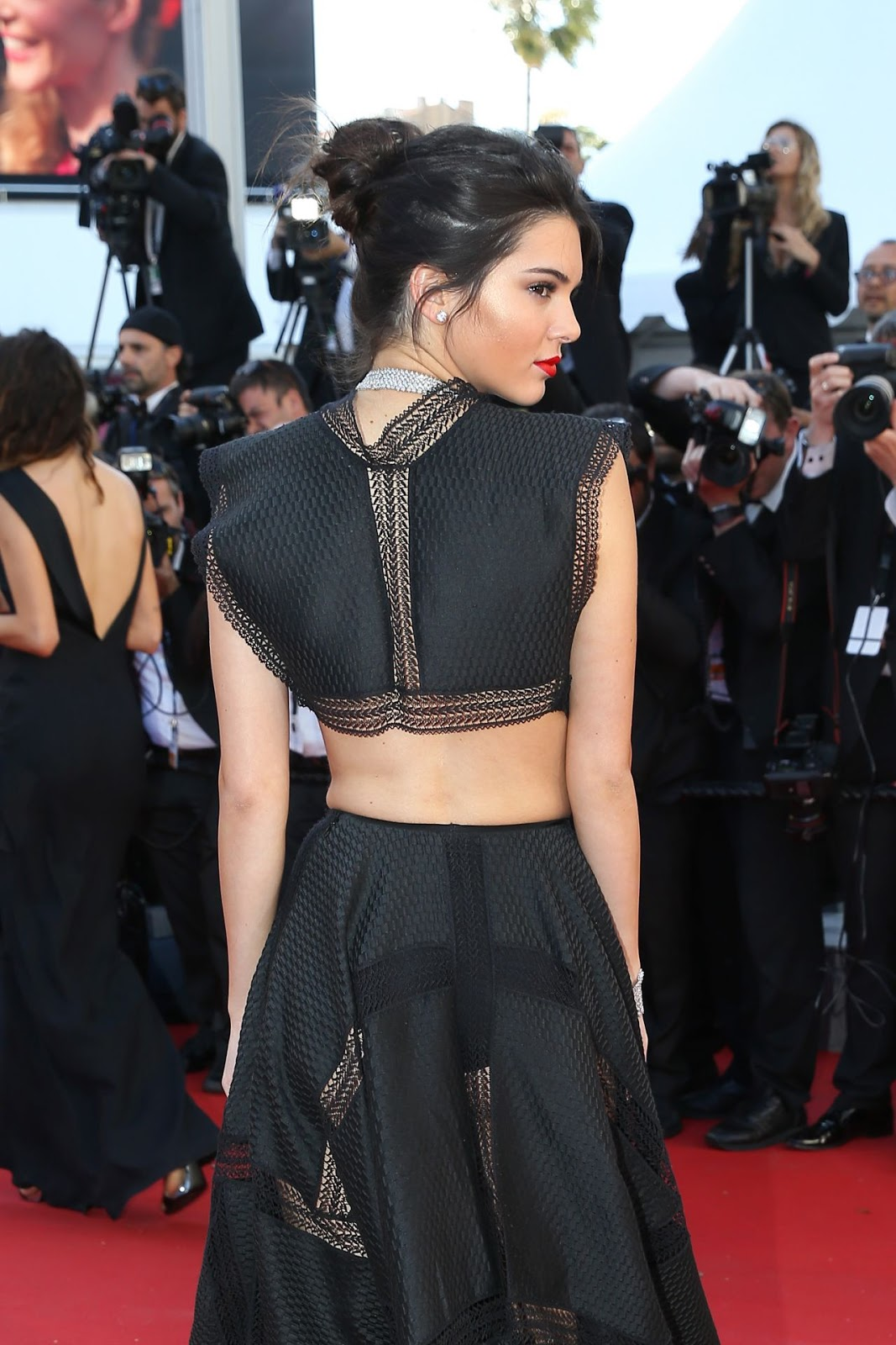 Kendall Jenner Youth Photocall in Cannes