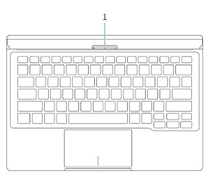 DELL XPS 12 Keyboard Features