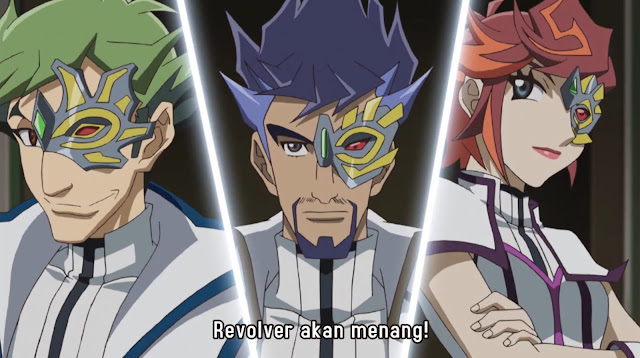 Yu-Gi-Oh! Vrains Episode 70 Subtitle Indonesia