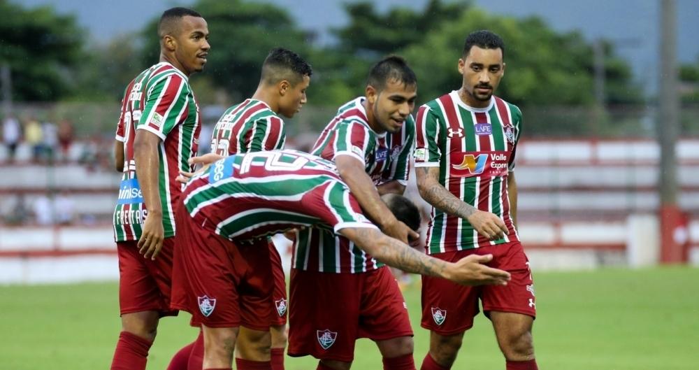 Fluminense Domina Seleção Do Campeonato Carioca