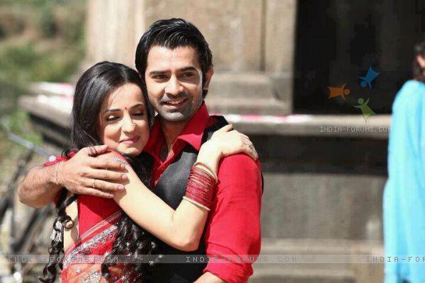 Glamour And Bold Flava: Arnav & Khushi