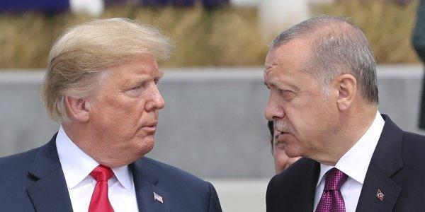 Τουρκία-ΗΠΑ: Ρητορική και αντίκρισµα