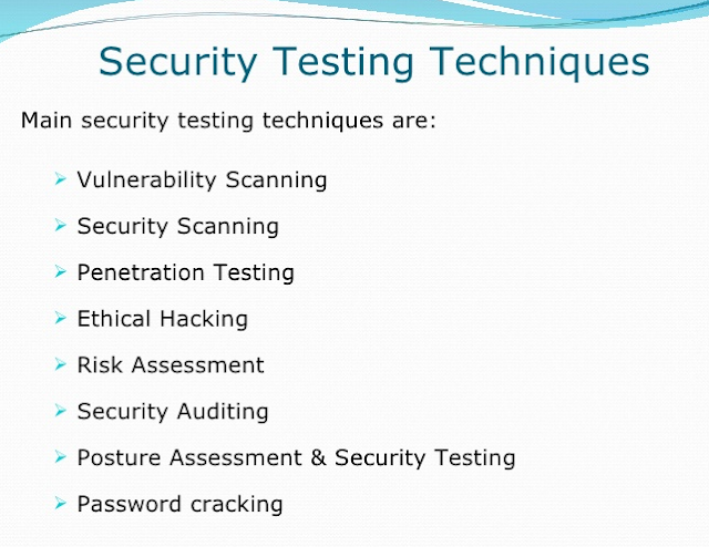 Top 10 Security Testing Techniques Must Be Known To Every Hacker