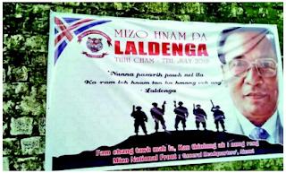 MNF remembers Laldenga