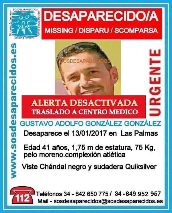 Desactivada alerta por hombre desaparecido en Almatriche, Las  Palmas de Gran Canaria