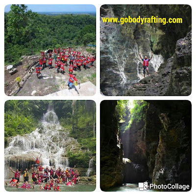 Harga Paket River Toubing Jogjogan Wonder Hill Pangandaran