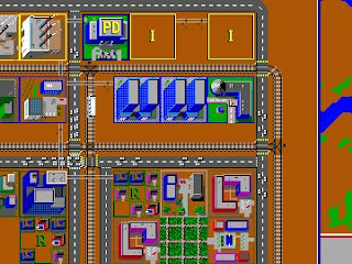 Sim City 1 (PC) 1989