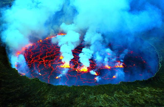 World's most famous Top 7 Volcanoes You Should Visit