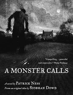 A Monster Calls by Patrick Ness, Jim Kay (Illustrator), Siobhan Dowd (Conception)
