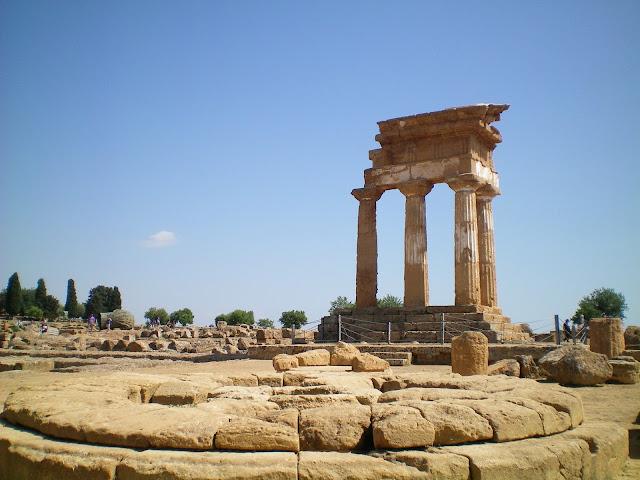 Ruta por el Valle de los Templos en Agrigento (Sicilia)