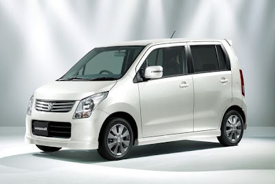 New Cars 2013 Maruti Suzuki Wagon R Stingray Price And Variants