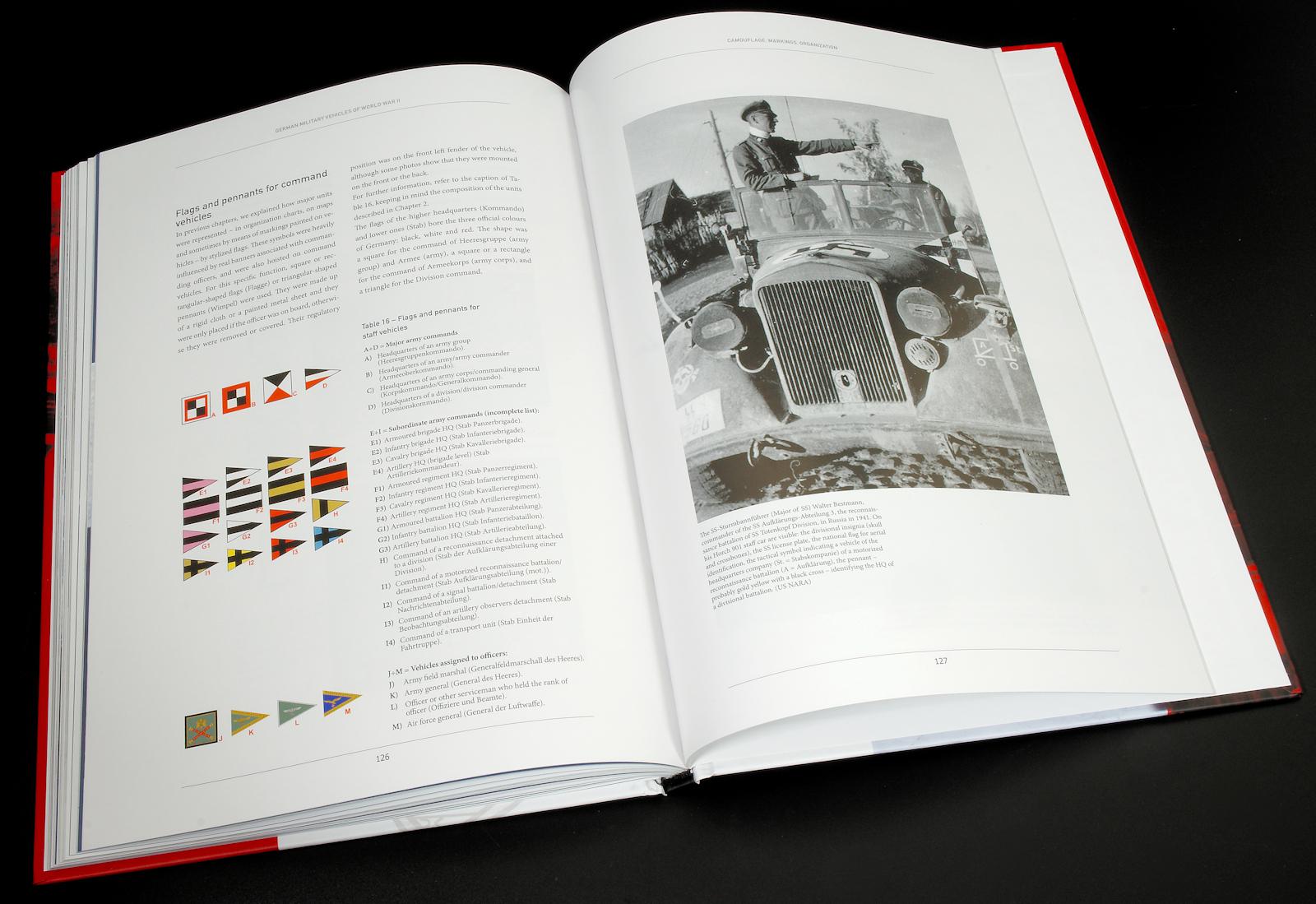 MIG6035 Panzer DNA book by Guglielmi /& Pieri