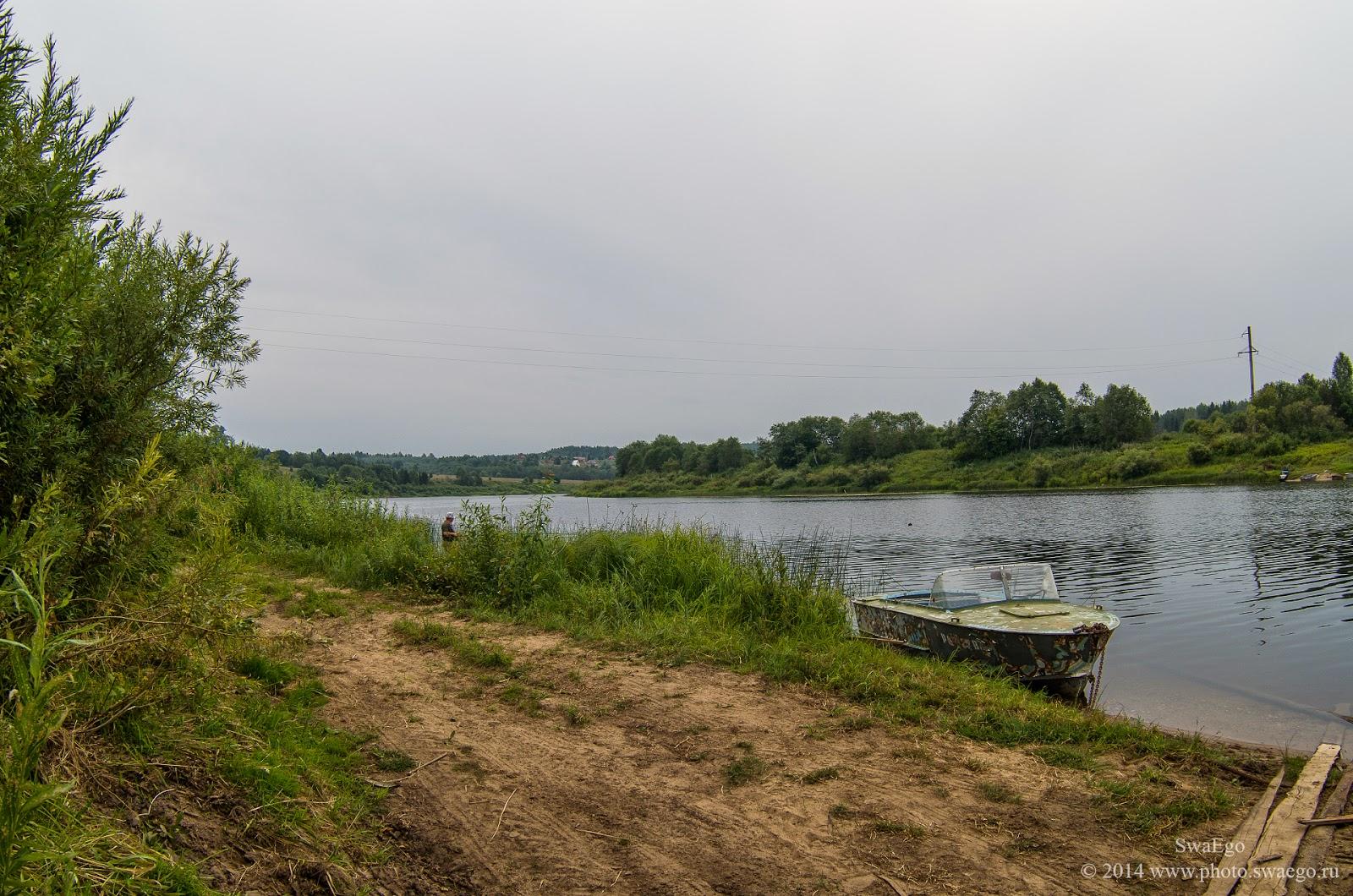 Каникулы в Вологде: Пустораменье