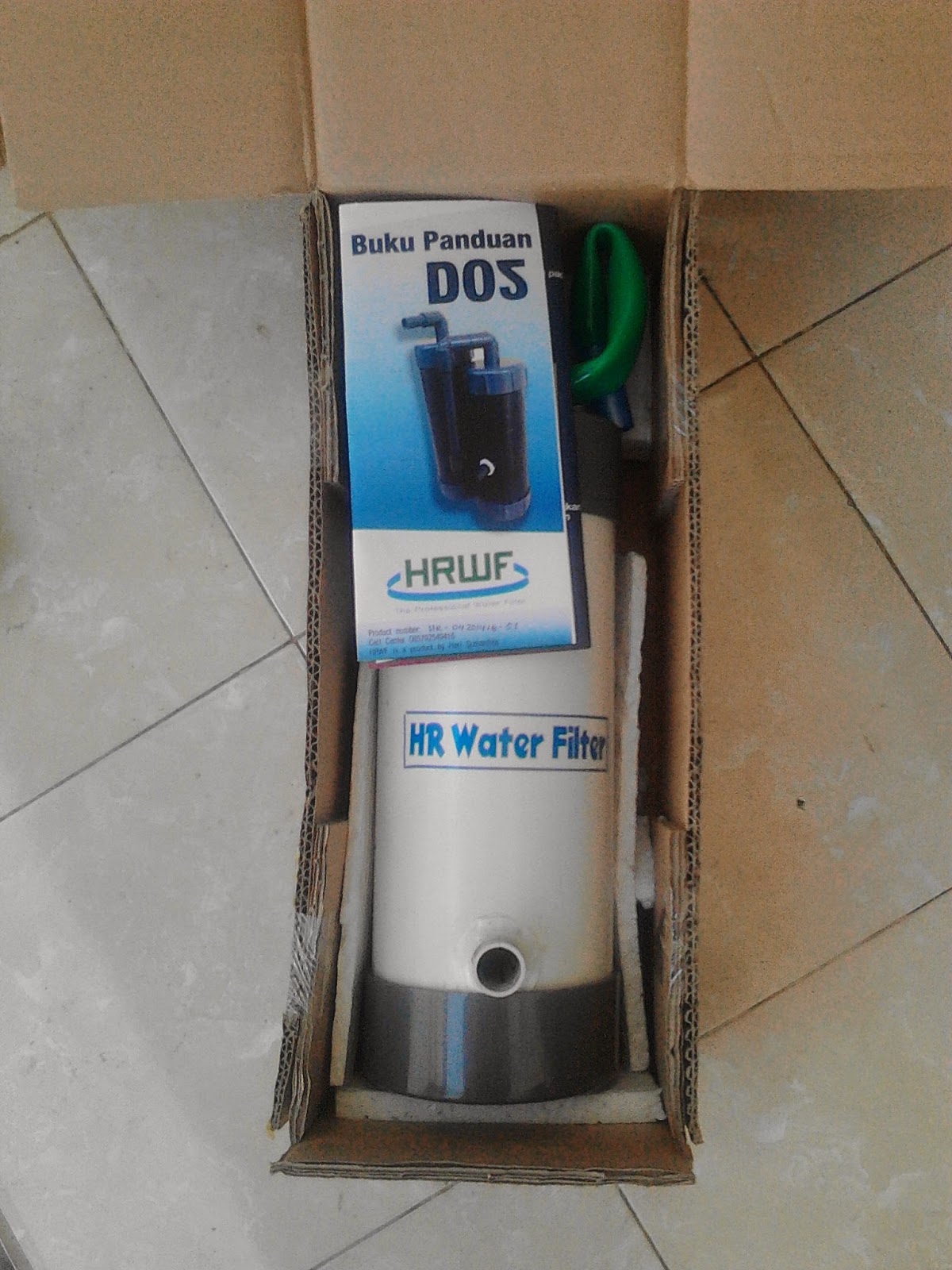 HR Water Filter UNO