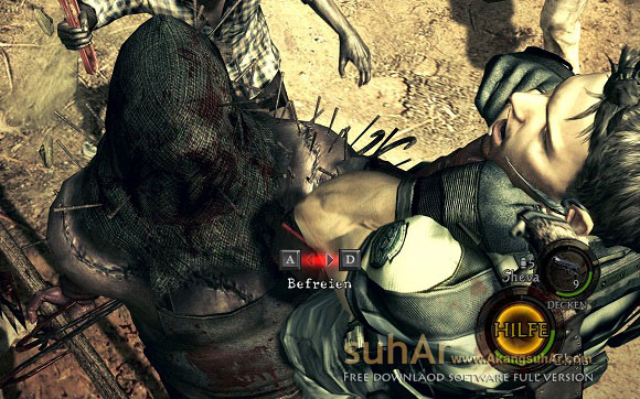 Gratis Download Resident Evil 5 Gold Edition Full Version Repack