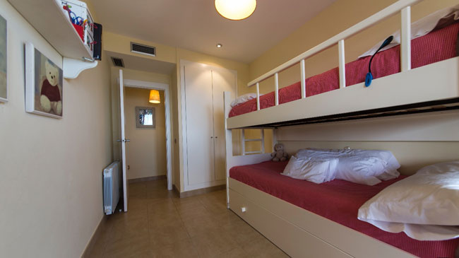 duplex en venta torre bellver oropesa habitacion1