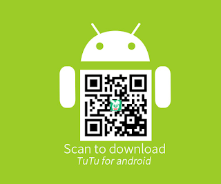TutuApp for Android QR Code