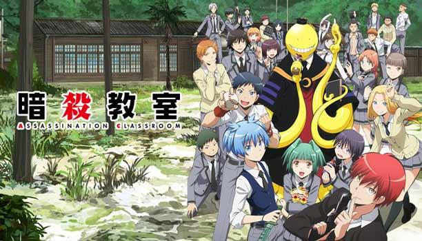 Daftar Rekomendasi Anime Sedih Terbaik - Ansatsu Kyoushitsu