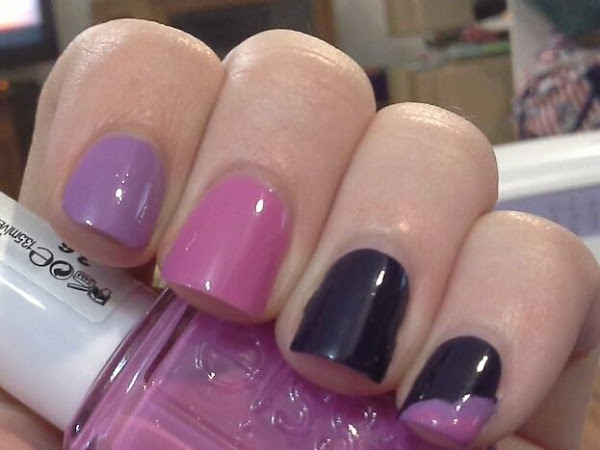 Essie - Splash of Grenadine, Play Date and No More Film Swatches & Review