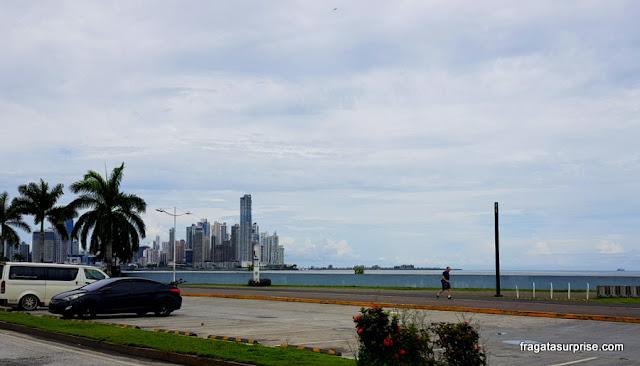 Cidade do Panamá - Cinta Costera