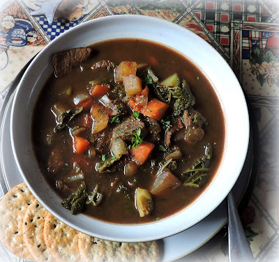 Beef & Vegetable Soup
