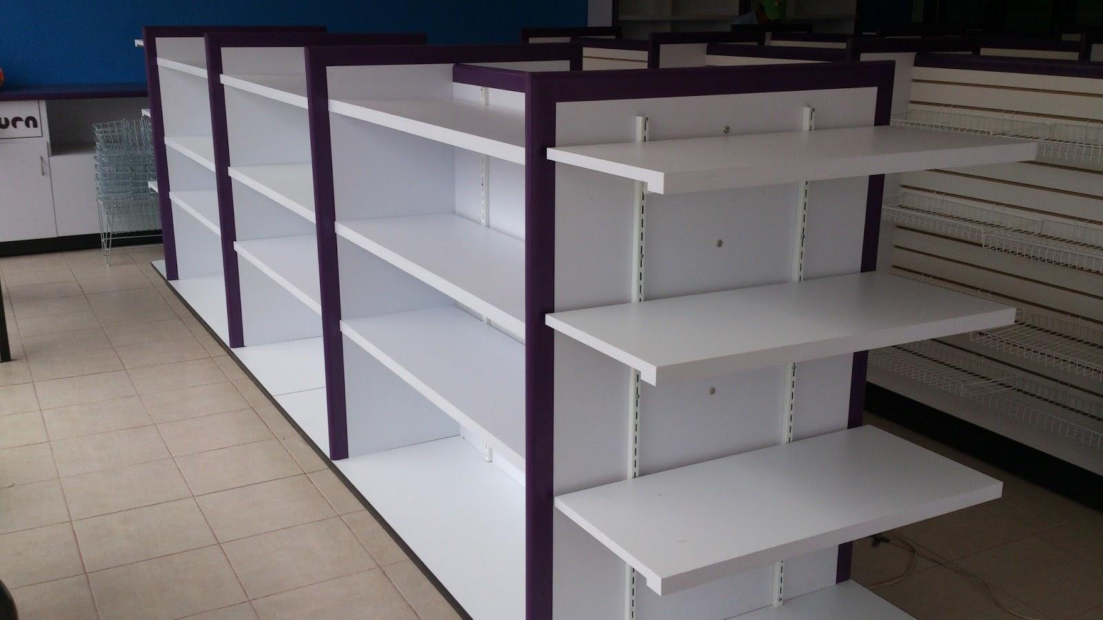 Muebles de tiendas mobiliario de oficina muebles de for Fabrica de muebles metalicos
