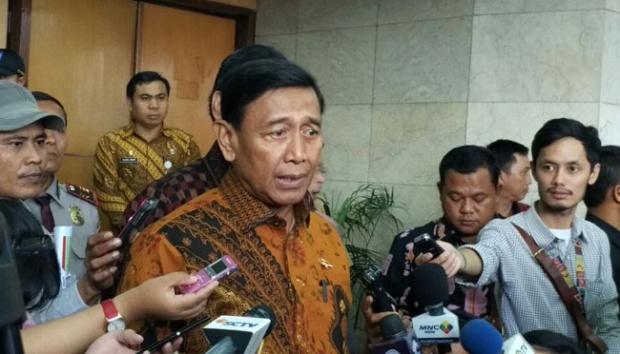 Wiranto Merasa Gugatan HTI ke MK Tak Perlu Ditanggapi
