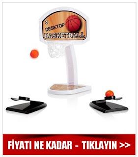 Mini Masaüstü Basketbol Oyun Seti