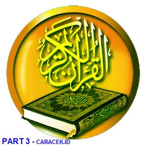 Download MP3 Murottal Al Qur'an Per Juz Abdurrahman Sudais Juz 21 sampai 30 [PART 3]