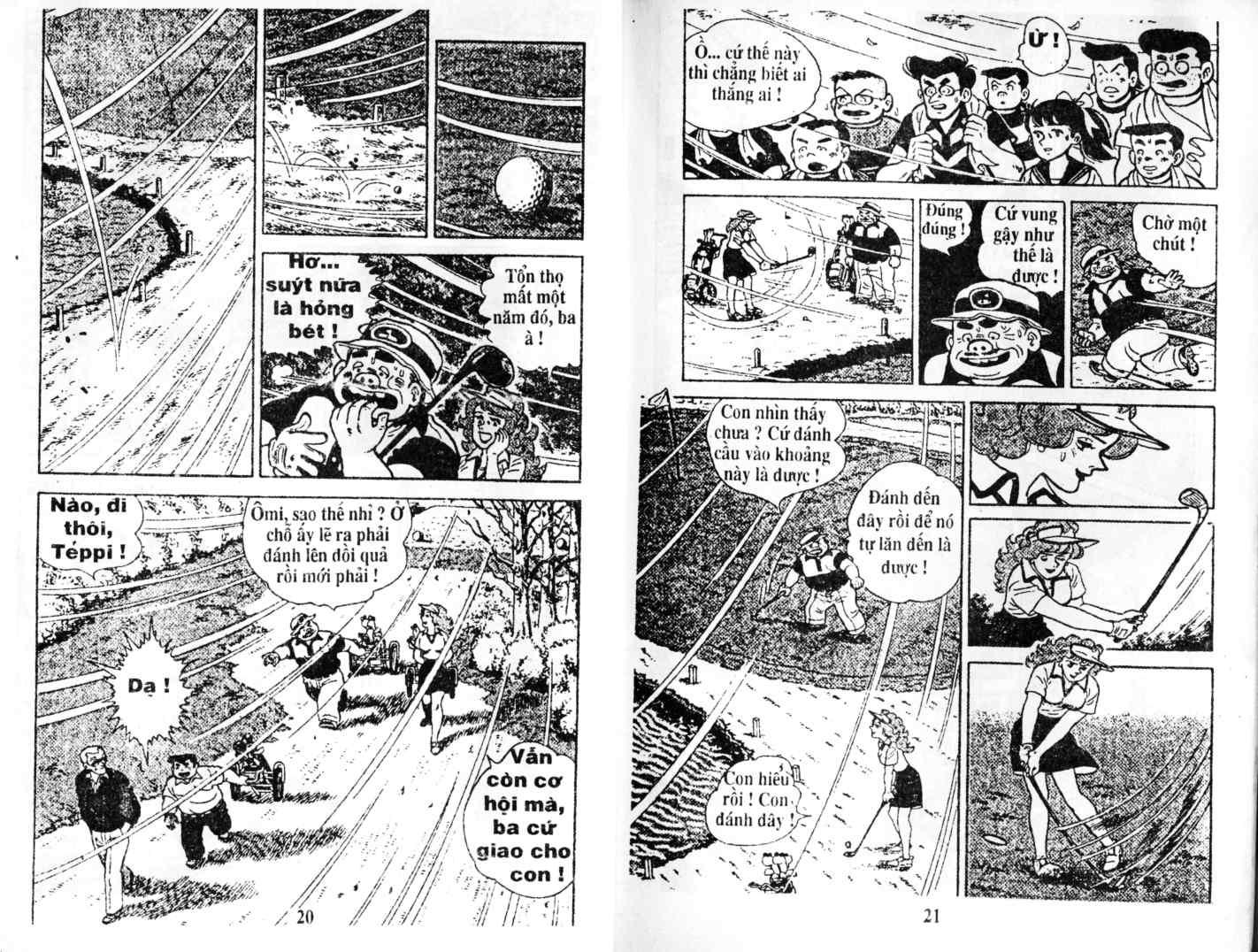 Ashita Tenki ni Naare chapter 2 trang 9
