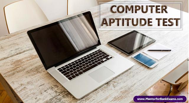 online banking computer test