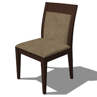 Sketchup - Chair-033