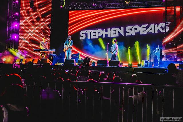 Stephen Speaks | Playback Music Festival 2018
