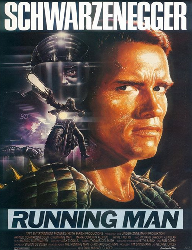 Ver Perseguido (The Running Man) (1987) Online