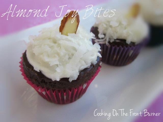 Almond Joy Bites