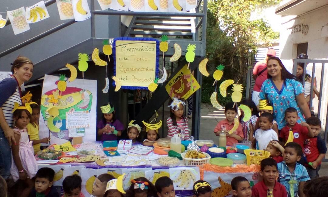 Periódico Digital Escolar Una Feria Gastronómica En La