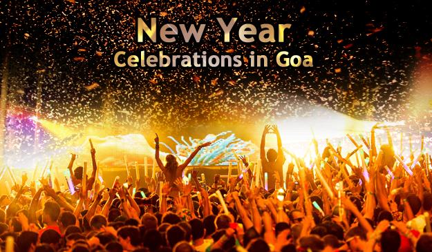 celebrate new year in goa