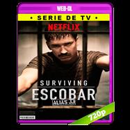 Sobreviviendo a Escobar. Alias J.J. (2017) Temporada 1 Completa WEB-DL 720p Latino