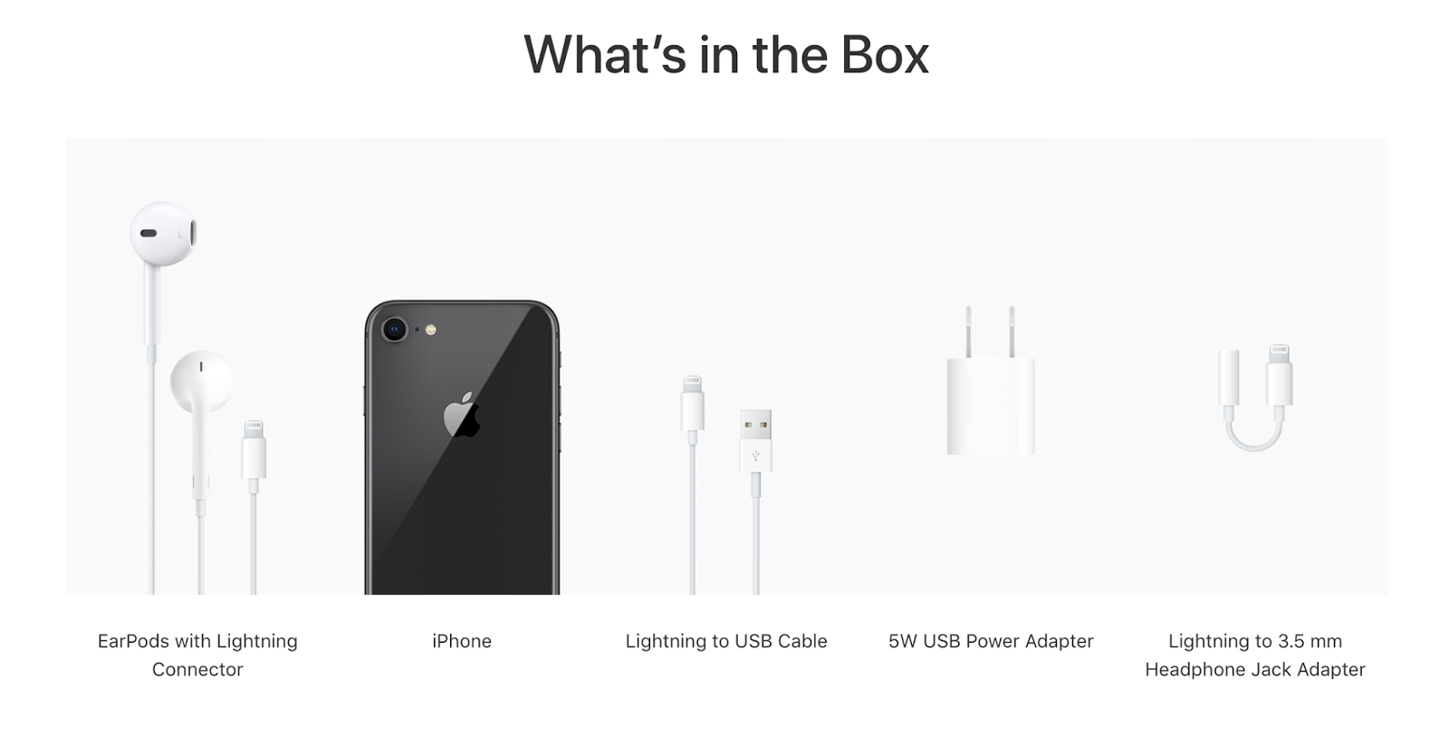 As We Can See Clearly There Is No Wireless Charger Included In The Box Which Means You Have Buy It Separately So From Where I A Best IPhone8