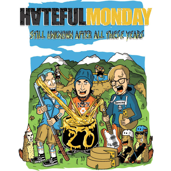 """Hateful Monday release best-of album """"Still Unknown After All These Years"""""""