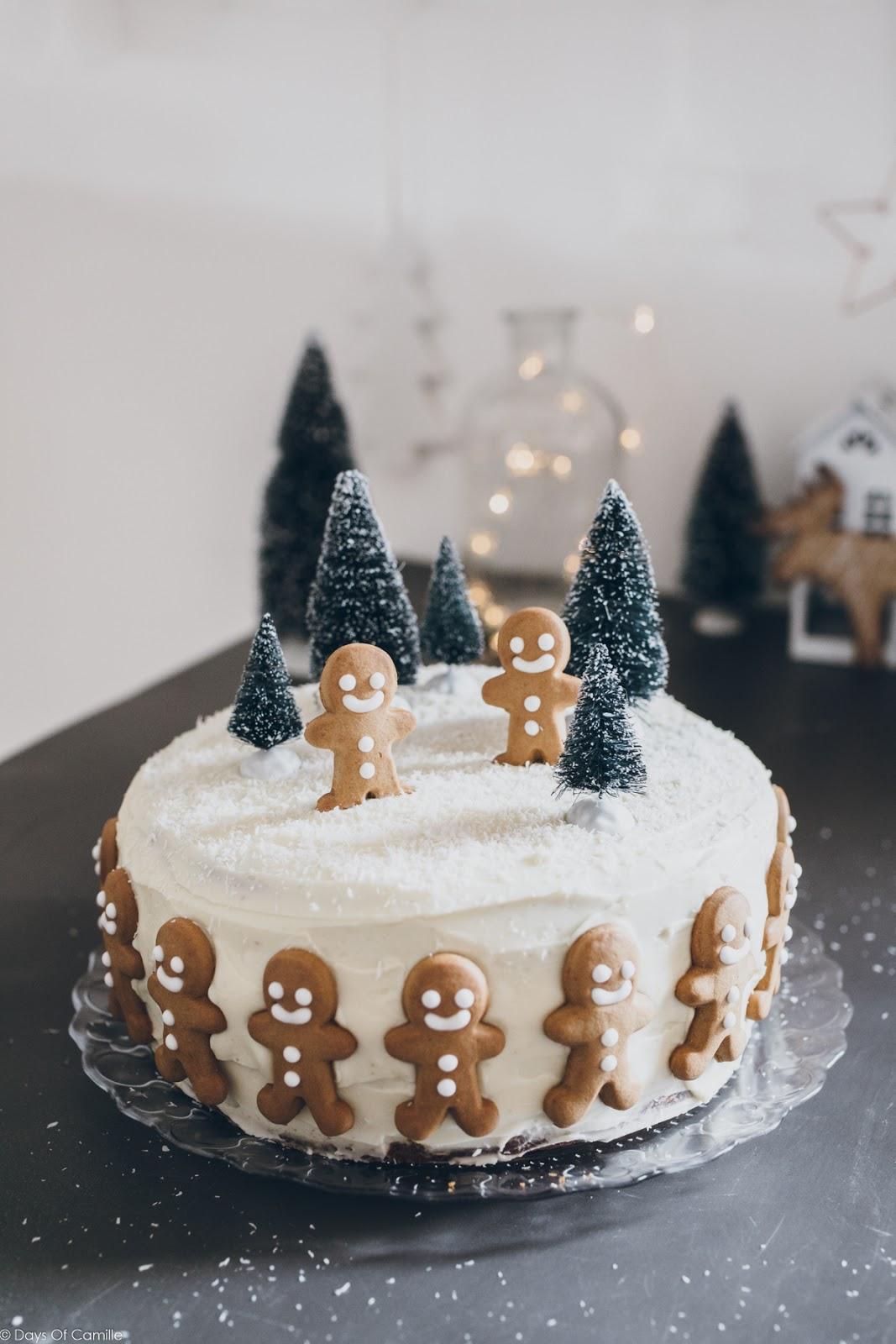 Christmas Cake | Holidays #4