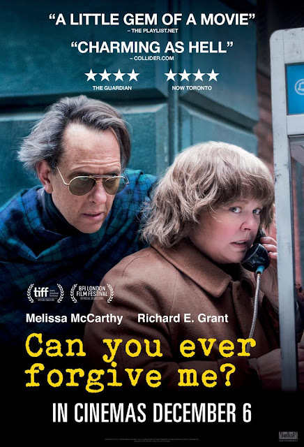 Can You Ever Forgive Me? [2018] [BBRip 1080p] [Dual Audio]